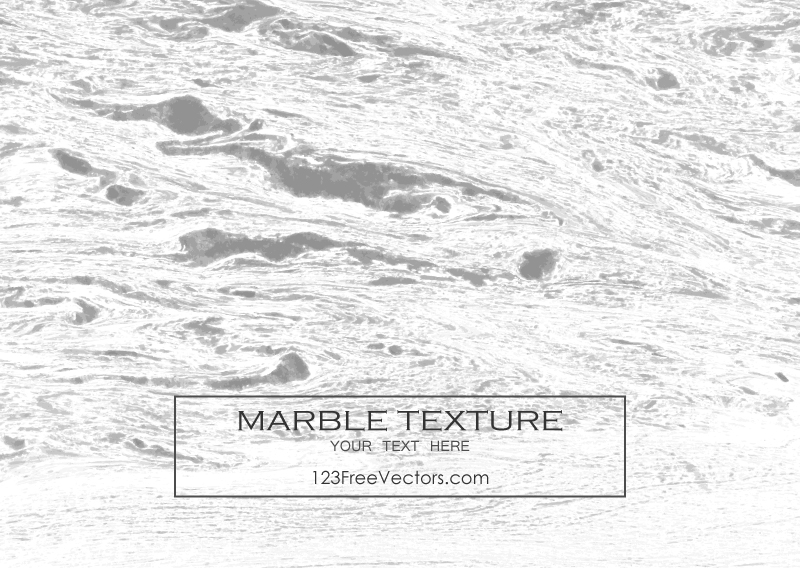 White Marble Background Vector Texture