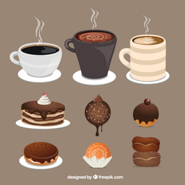 60+ Best Free Coffee Vector Icons